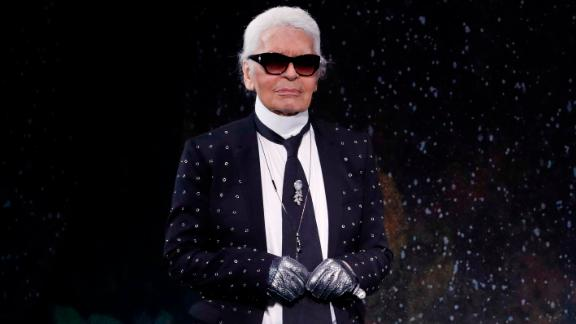 Karl Lagerfeld Pioneering Fashion Designer Has Died
