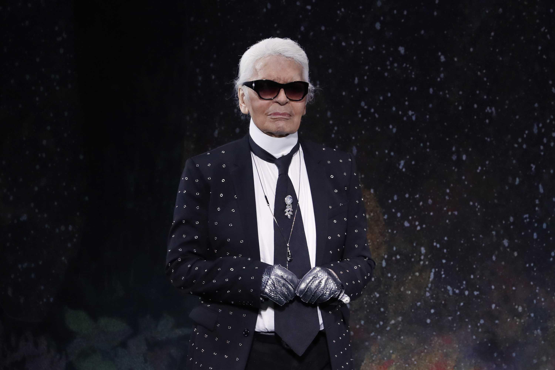 ce6826cee5ef Pioneering fashion designer Karl Lagerfeld has died - CNN Style