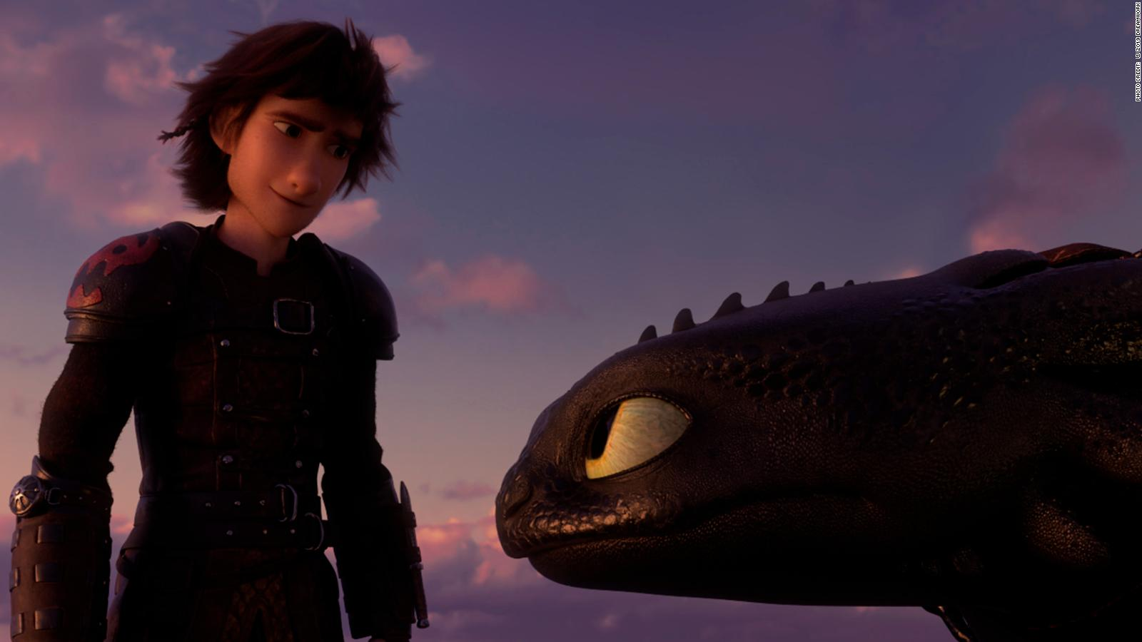 How To Train Your Dragon The Hidden World Review Sequel Billed As End Of The Trilogy Flies To Its Finish Cnn