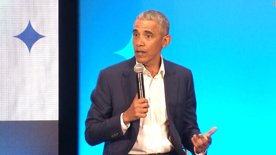 BBC: Obama says women are 'indisputably' better at leading