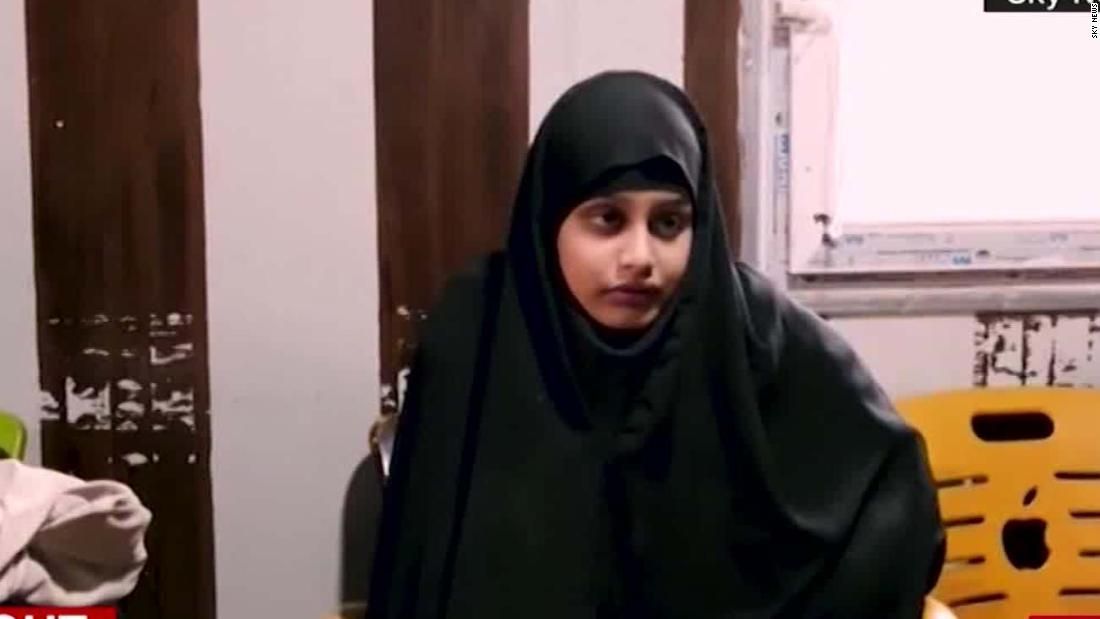 'ISIS bride' who fled UK as a teen not allowed to return home and fight for citizenship
