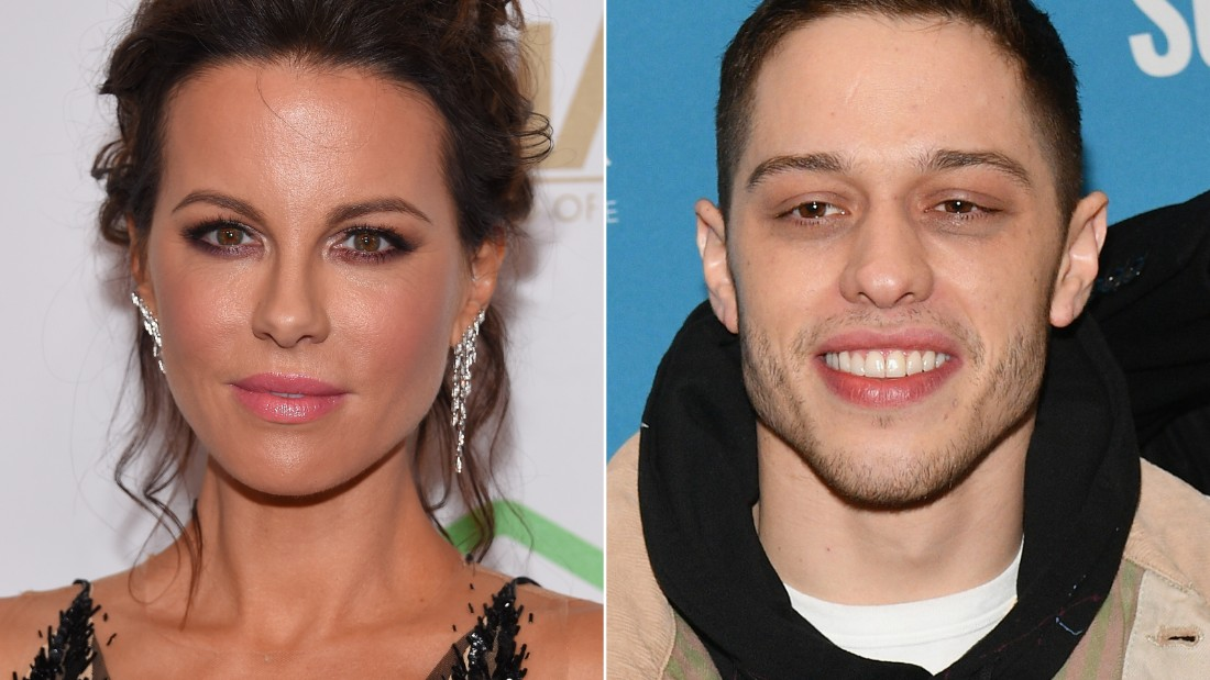 Kate Beckinsale is clapping back over Pete Davidson