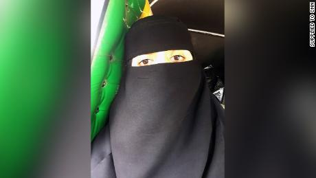 The sisters say being forced to wear the niqab robbed them of their identities. They knew they'd be expected to wear one for the rest of their lives, like their mother.