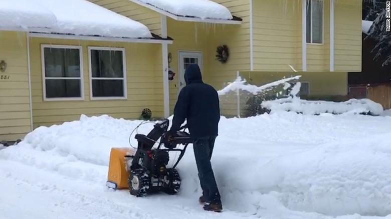 Enterprising Teen Makes 35k Plowing Snow