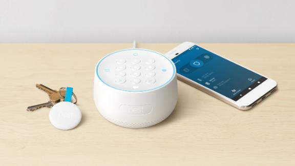 Google's Nest Secure device.