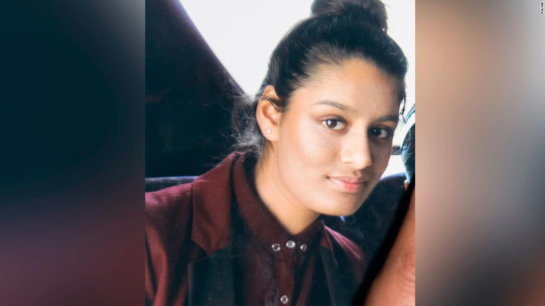 Could Shamima Begum be left stateless?