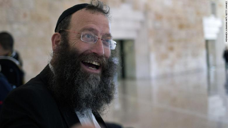 Baruch Marzel is a member of Jewish Strength and a follower of Kahane's teachings.