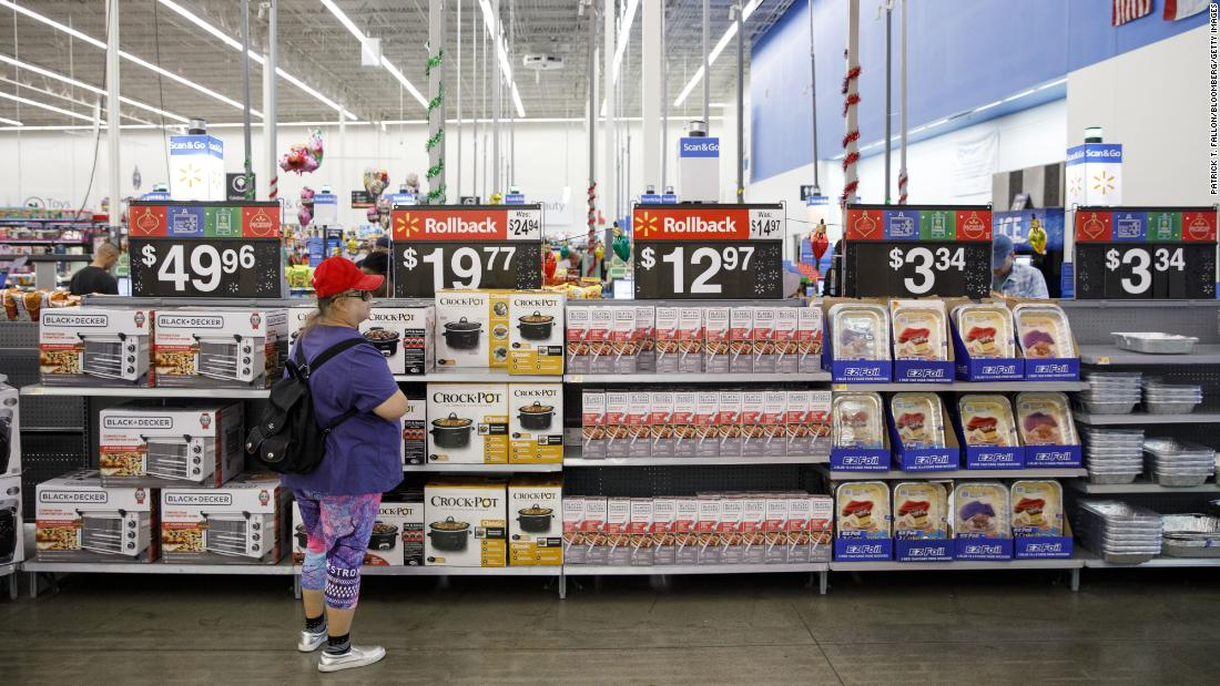 Walmart Says It Will Raise Prices Because Of Tariffs