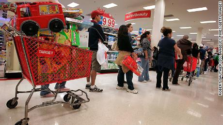 How Target tries to woo mum and dads