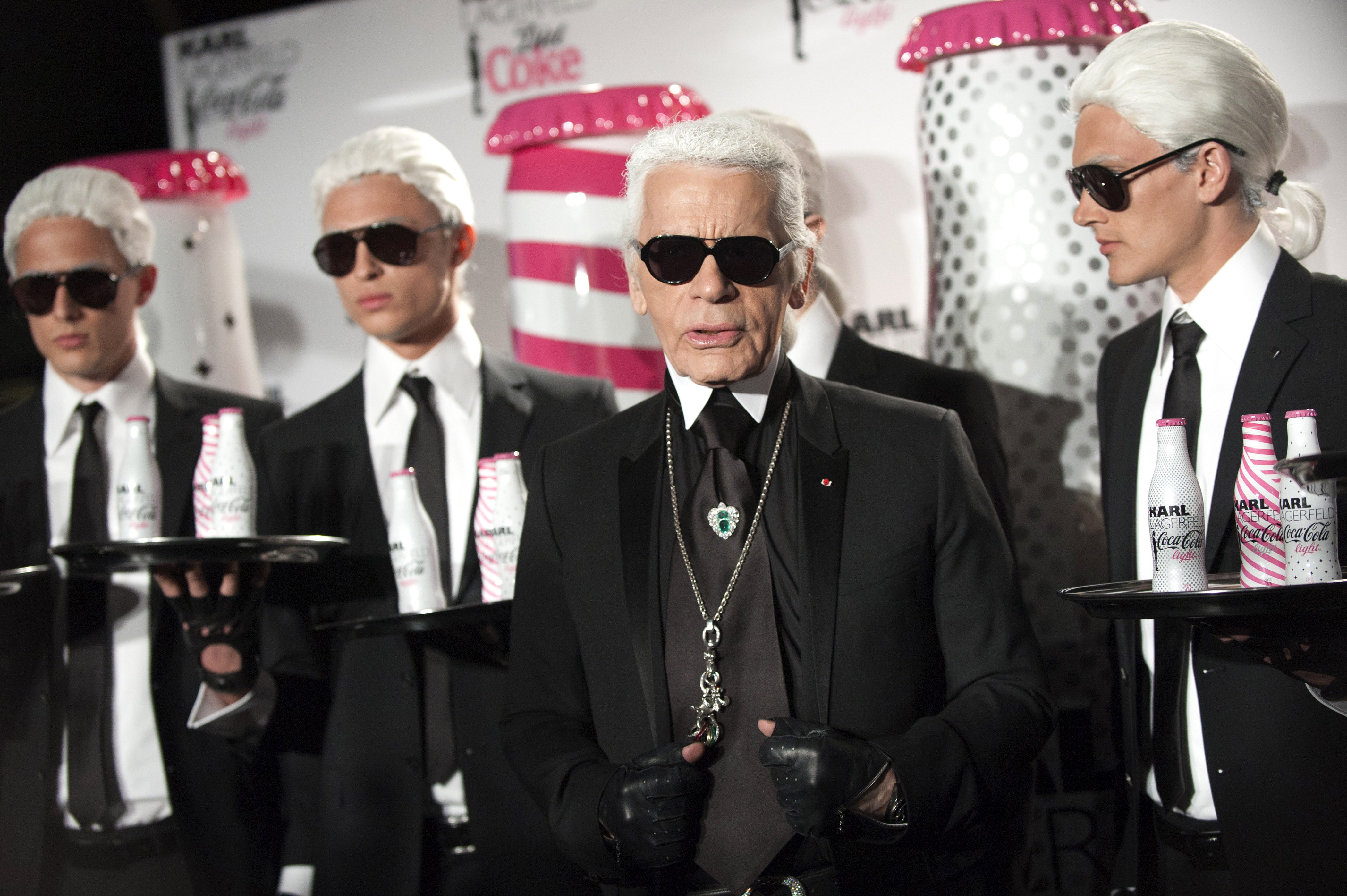 e091c80d39 The enduring influence of Karl Lagerfeld