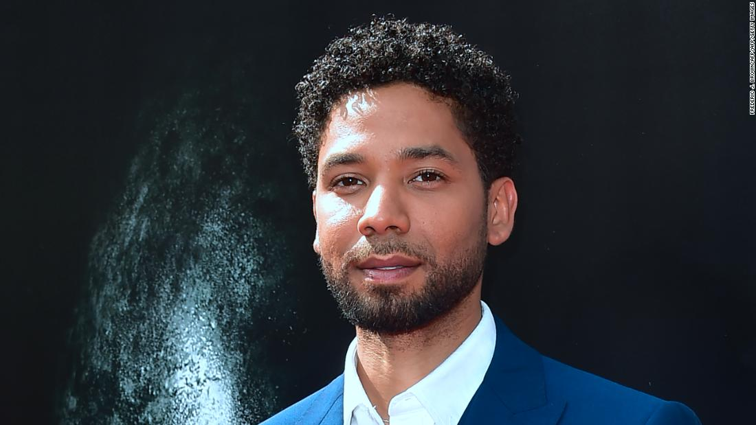 'Empire' star Jussie Smollett arrested, accused of faking attack