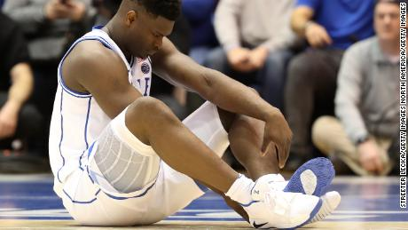 Zion Williamson injury: Should he stop playing in the NCAA?