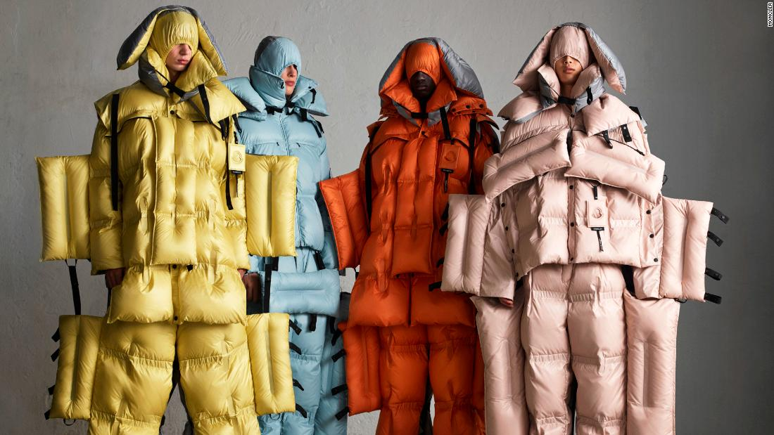 The real future of skiwear?