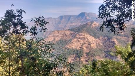 The Deccan Traps are in present-day India.