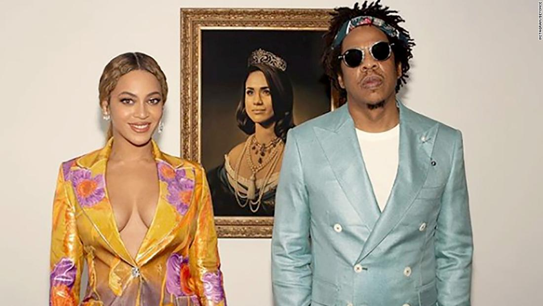 Beyoncé and Jay-Z's unexpected tribute