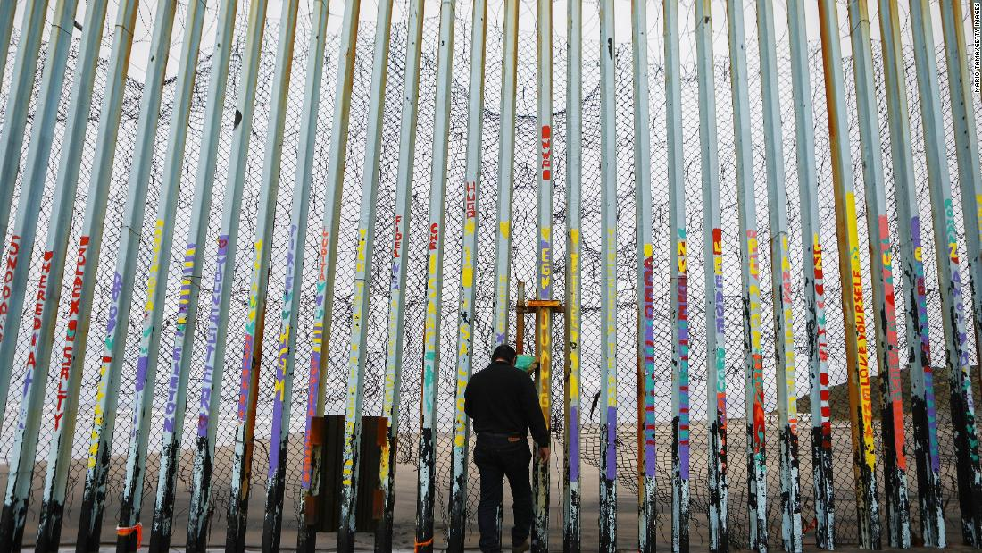 Pentagon says it will be months before construction on Trump's border wall starts