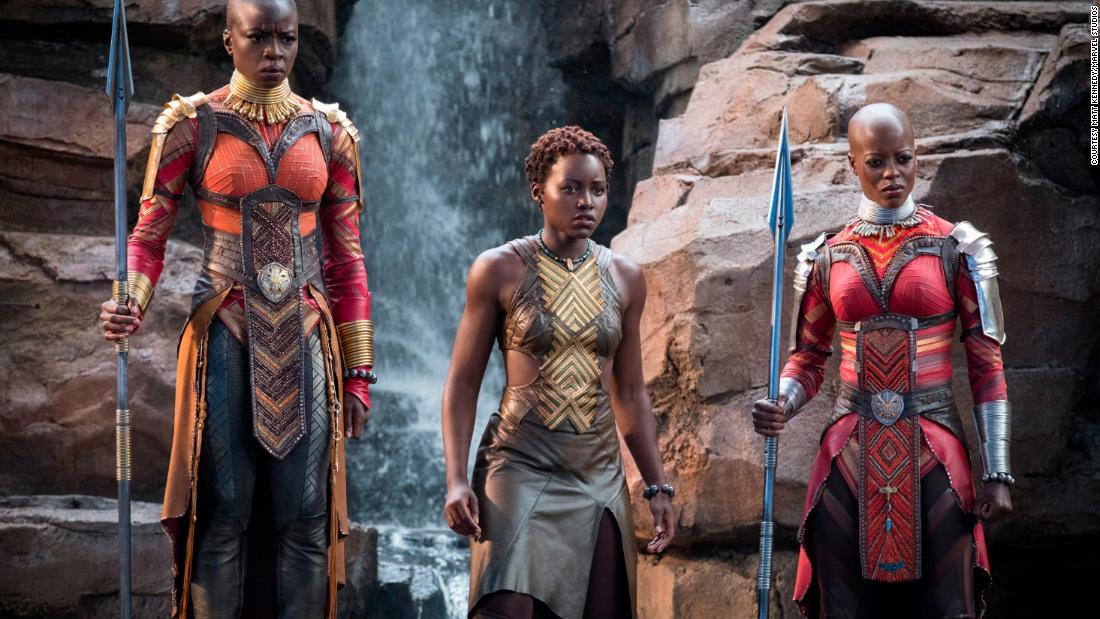Ruth E  Carter: How 'Black Panther' costume designer wove an