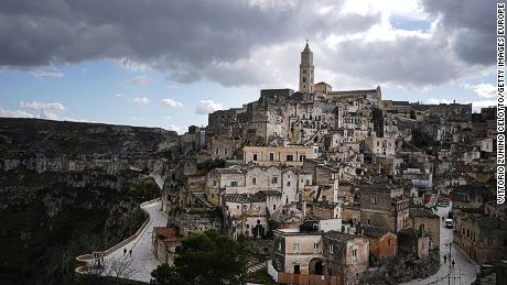 The ancient Italian city of Matera aims to become one of the first 5G-enabled cities in Europe