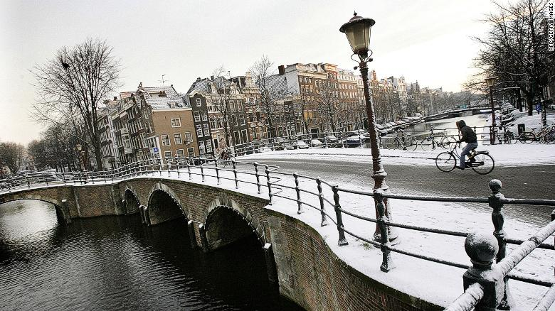 Amsterdam is contributing to smart city development with its innovative open data program
