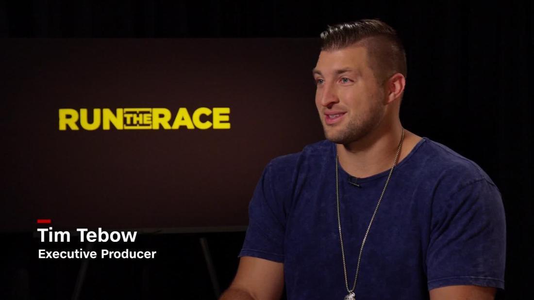 'Run The Race' mixes football and faith