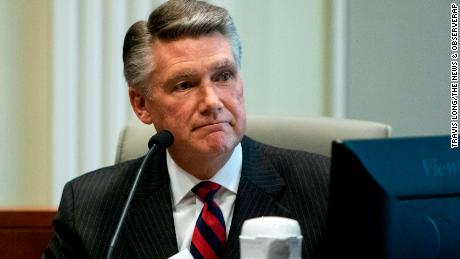North Carolina candidate will not run for new elections in Congress