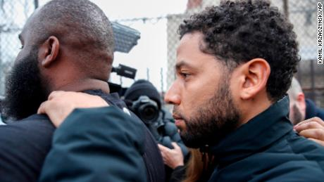 Text messages and rideshares helped police uncover evidence in the Jussie Smollett case