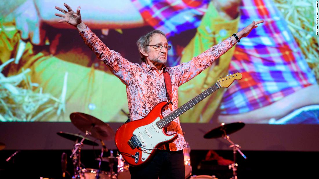 Peter Tork, Monkees guitarist, dead at 77