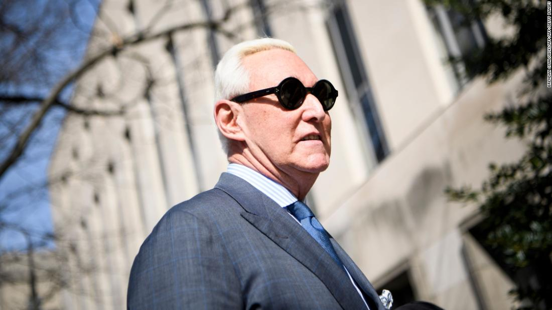 Lawmaker: Stone apologized 'because he had to'
