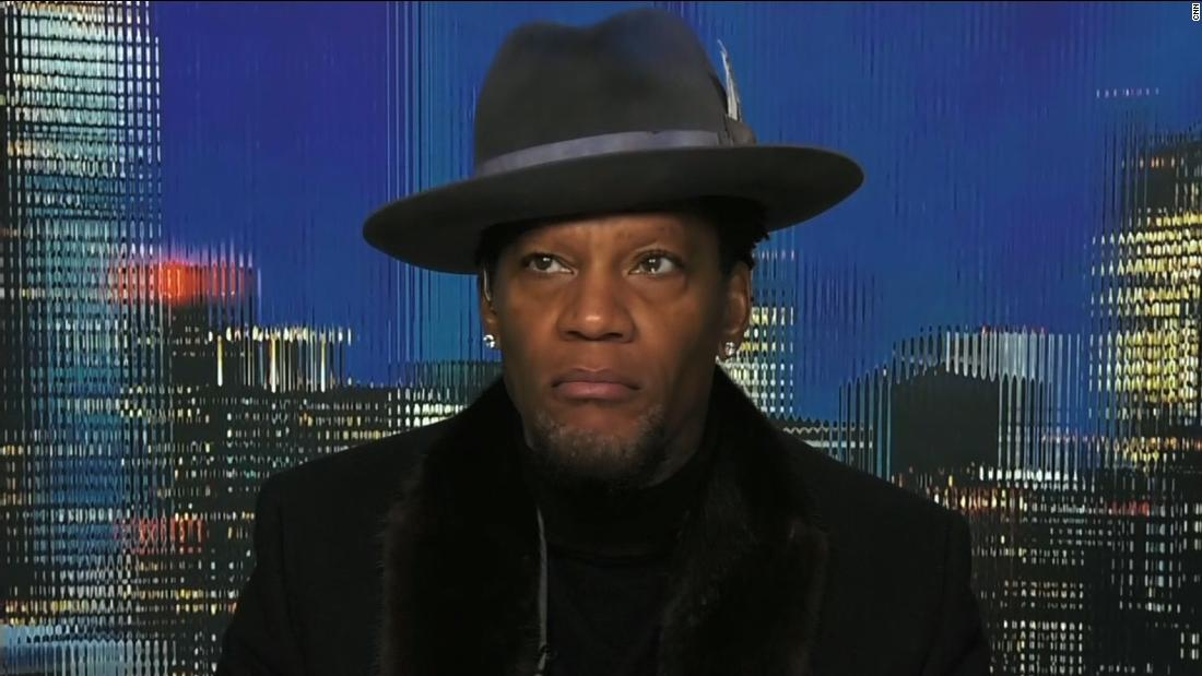 Hughley: We've ceded ability to call BS when we see it