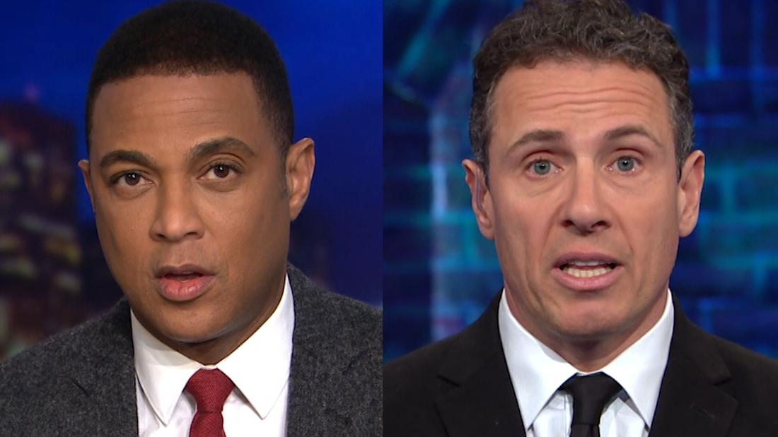 Cuomo, Lemon offer advice to Jussie Smollett