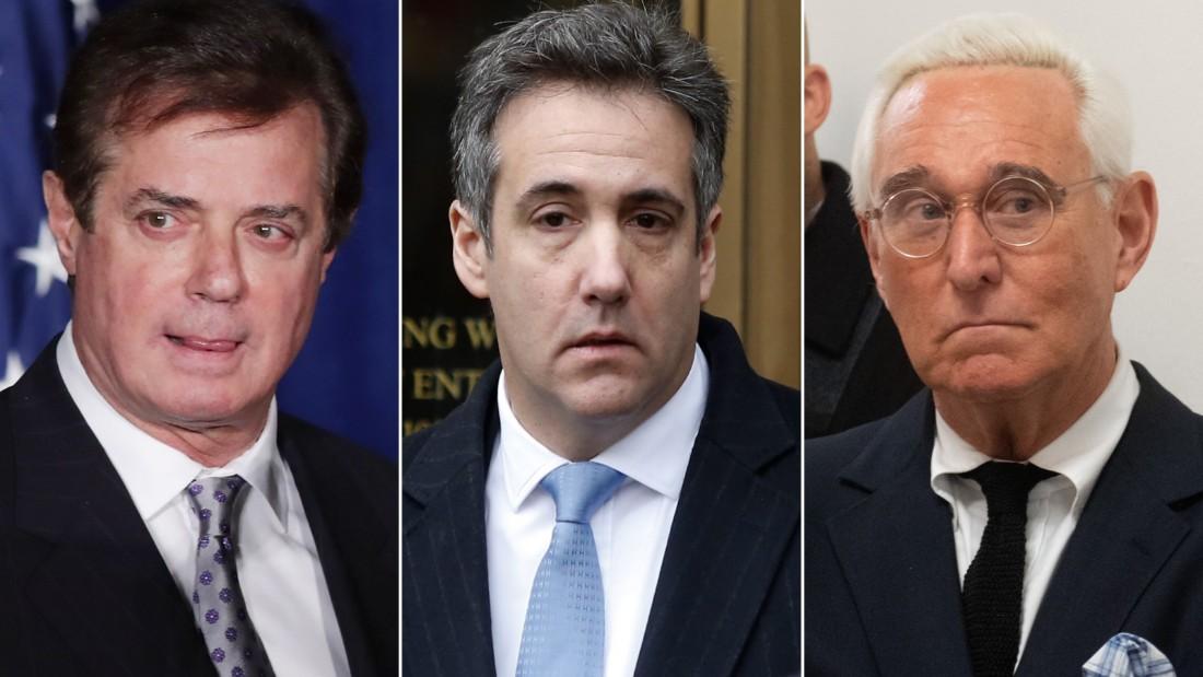 Analysis: All the President's broken men