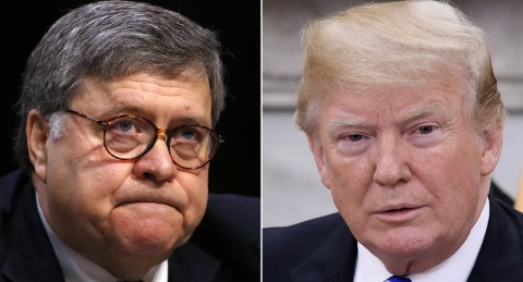 William Barr to skip House hearing Thursday