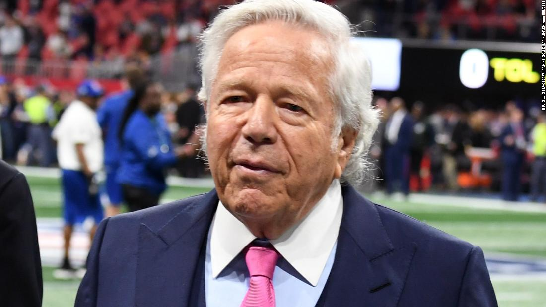 NFL owners to let Kraft's case play out before deciding on punishment, sources say