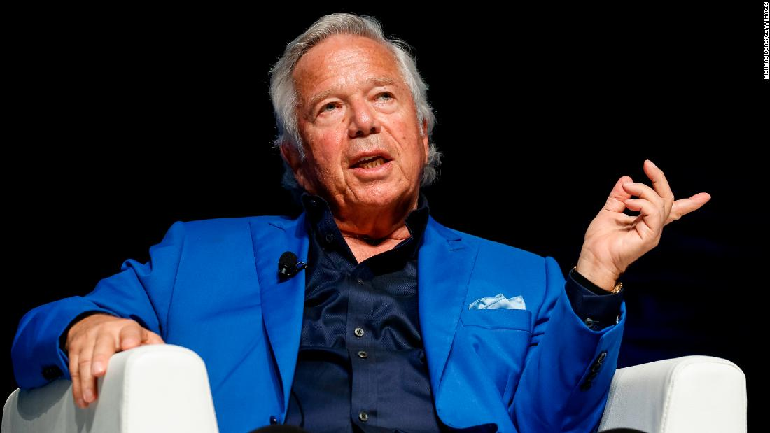 Trafficking probe that ensnared Robert Kraft began when inspector saw signs women lived at spa