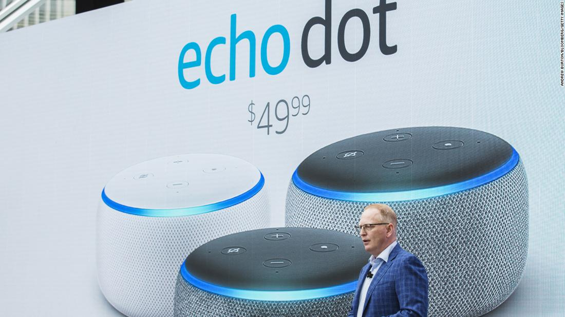Many major pricing decisions, such as how much to charge for the Echo Dot, are made with the input of Amazon's economists.