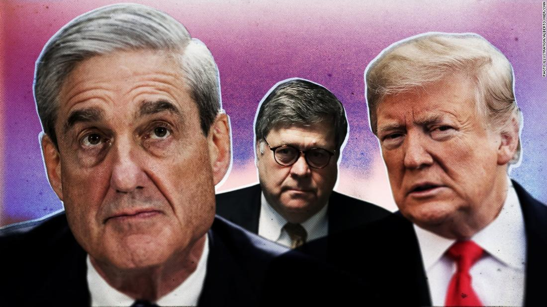 Takeaways from the Mueller report summary