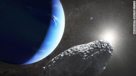 Meet Hippocamp, Neptune's new moon