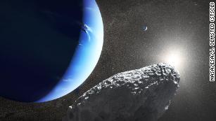 Meet Hippocamp, Neptune's new moon