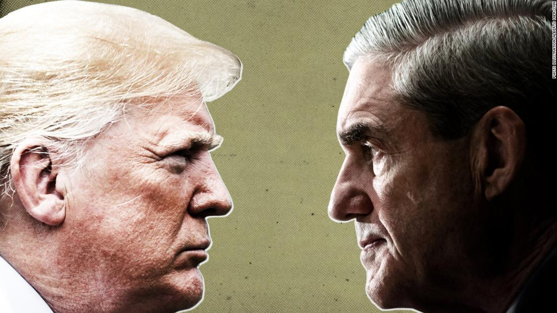 Washington braces for Robert Mueller's final report