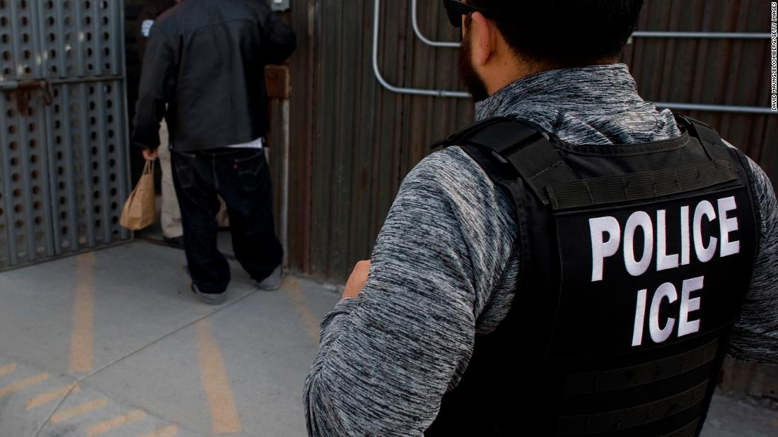 ICE arrests drop as the agency shifts toward the surge of migrants at the southern border