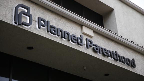 THOUSAND OAKS, CA  OCTOBER 02: The offices of a Planned Parenthood is sesn on October 2, 2015 in Thousand Oaks, California. Arson and sheriff's investigators are examining a fire labeled as suspicious that erupted at the Planned Parenthood offices on the morning of October 1st. (Photo by Al Seib/Los Angeles Times via Getty Images)