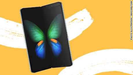 Samsung's foldable phone is not about making money - and that's the whole point