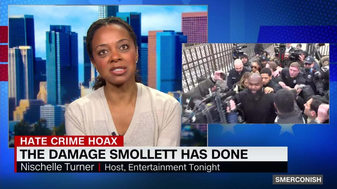 The damage Smollett's hoax has done