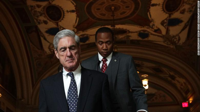 Mueller says former Trump campaign official still helping 'several ongoing investigations'