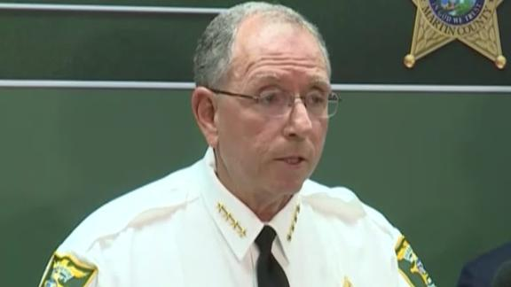 Martin County Sheriff William Snyder says women working at multiple Florida massages parlors, including the one in Jupiter, appeared to be living in those businesses.