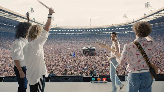 "Best sound editing: ""Bohemian Rhapsody"""