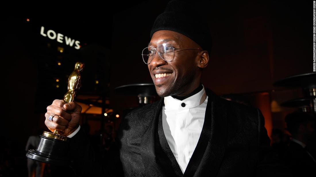 Mahershala Ali will be the next 'Blade' as Marvel rolls out its new slate of movies