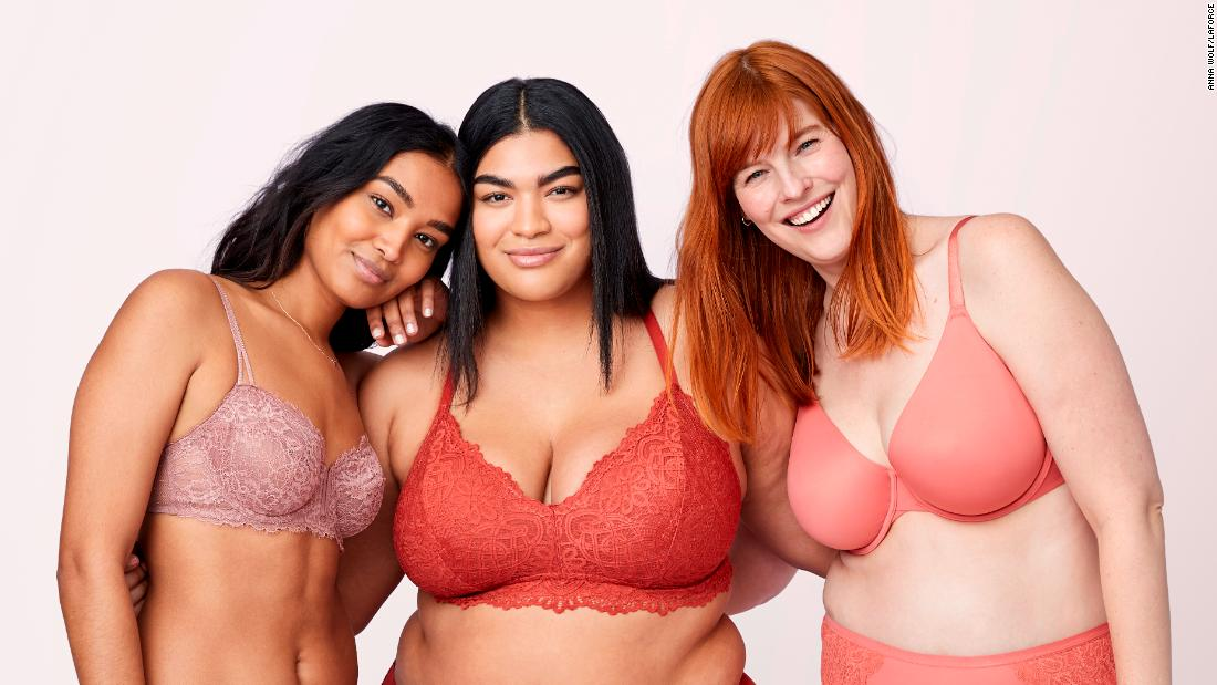 0a98bf95748 Target launches new lingerie brands - CNN