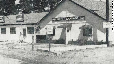 The Phil Giles Flamingo Club in Michigan offered African-Americans lodging and entertainment.