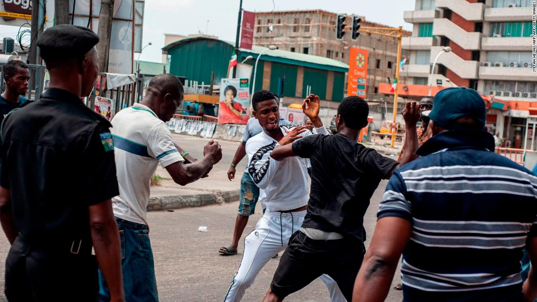 US places travel restrictions on Nigerians involved in violence and rigging during elections - CNN